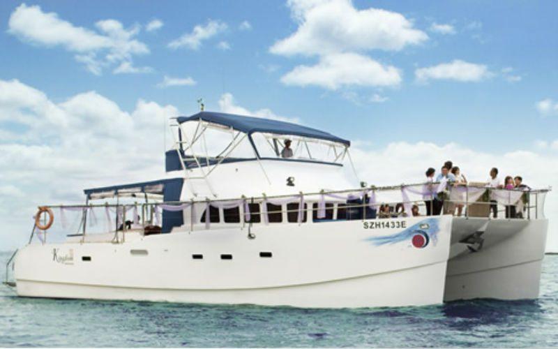 Kingdom Yacht Singapore