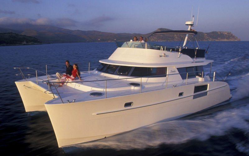 Xiao Lin Yacht Singapore