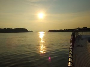 Sunset Cruise on The Kingdom