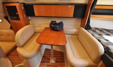 HomeAway Yacht Interior