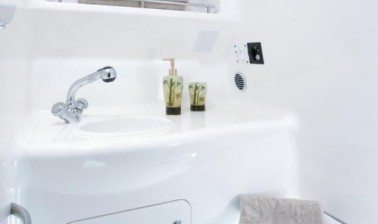 HomeAway Yacht Toilet